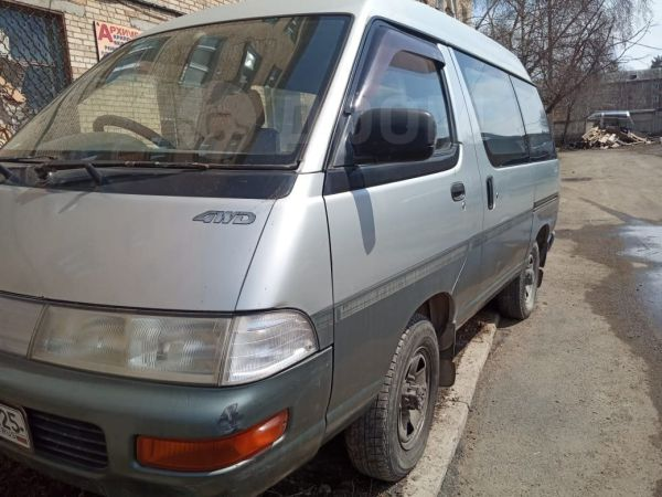 Toyota Town Ace, 1985 год, 100 000 руб.