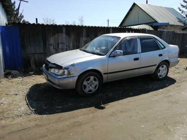 Toyota Sprinter, 1998 год, 115 000 руб.