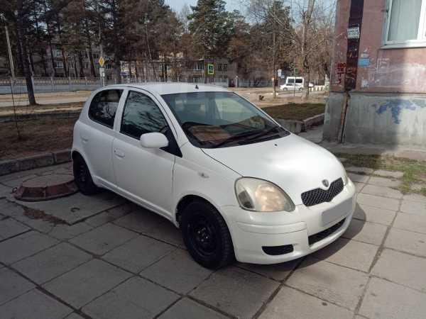 Toyota Vitz, 2002 год, 165 000 руб.