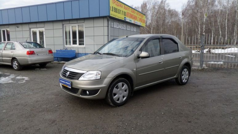 Renault Logan, 2011 год, 347 000 руб.
