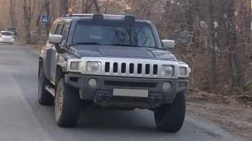 Владивосток H3 2008
