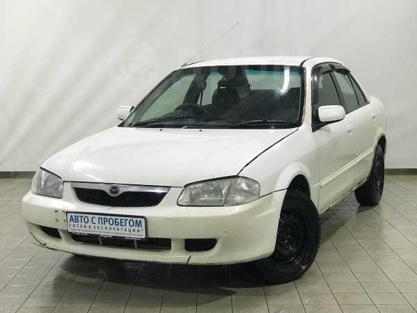 Mazda Familia, 2000 год, 95 000 руб.