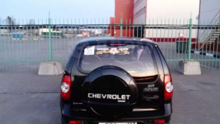 Chevrolet Niva, 2011 год, 265 000 руб.