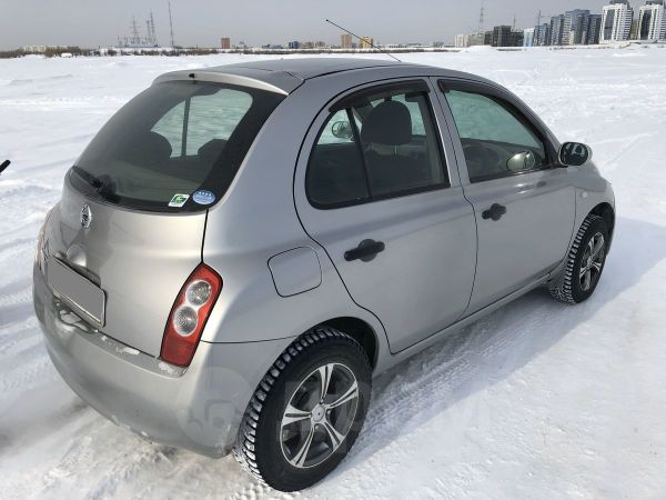 Nissan March, 2007 год, 250 000 руб.