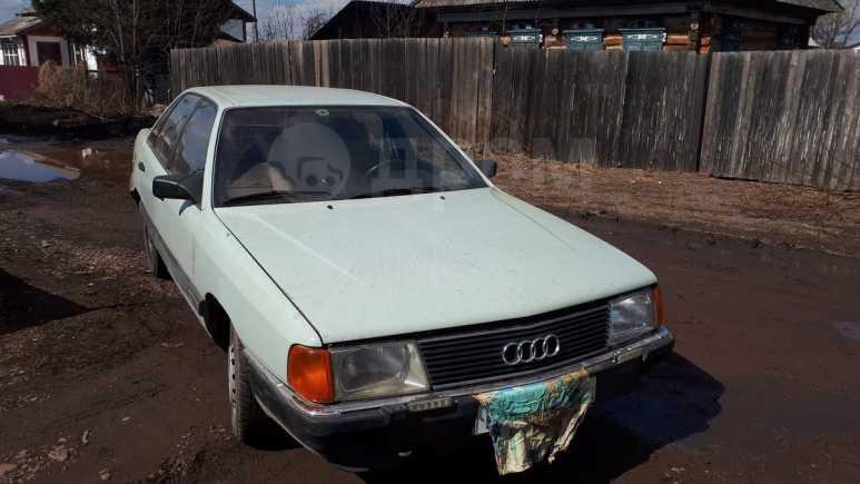 Audi 100, 1982 год, 72 000 руб.