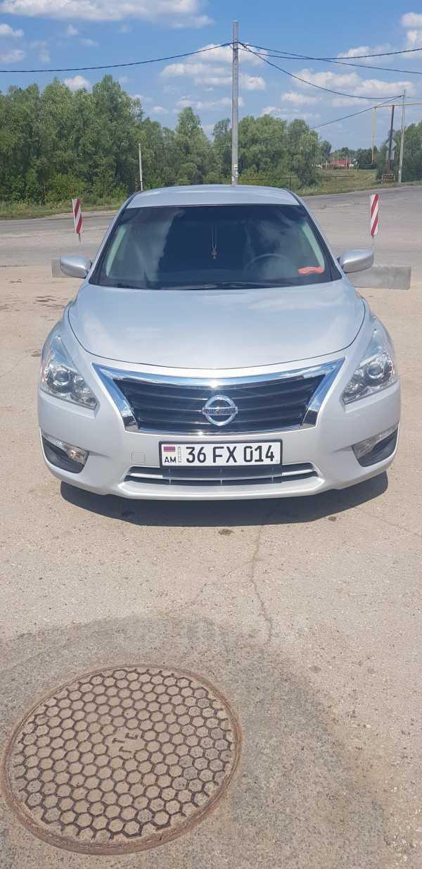 Nissan Altima, 2012 год, 660 000 руб.