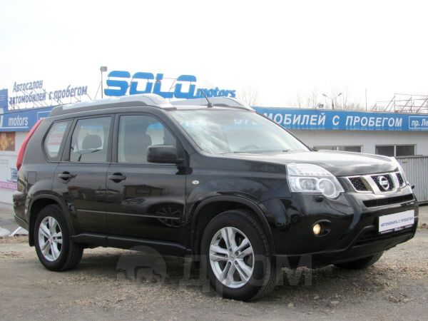 Nissan X-Trail, 2012 год, 819 900 руб.