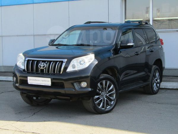 Toyota Land Cruiser Prado, 2011 год, 1 535 000 руб.