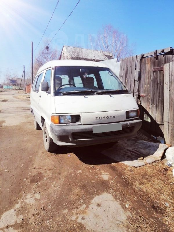 Toyota Town Ace, 1990 год, 75 000 руб.