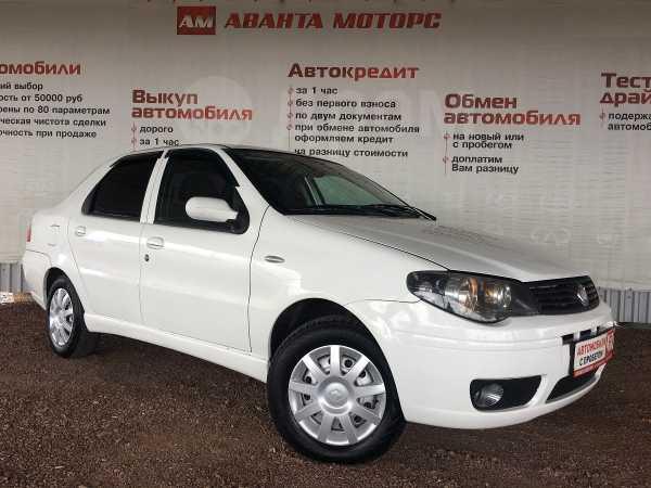 Fiat Albea, 2011 год, 250 000 руб.