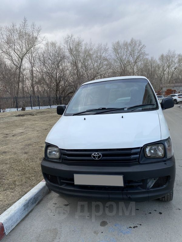 Toyota Town Ace, 2000 год, 185 000 руб.