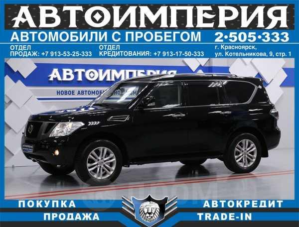 Nissan Patrol, 2013 год, 1 528 000 руб.