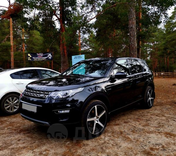 Land Rover Discovery Sport, 2015 год, 1 800 000 руб.