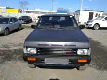 Челябинск Terrano 1991