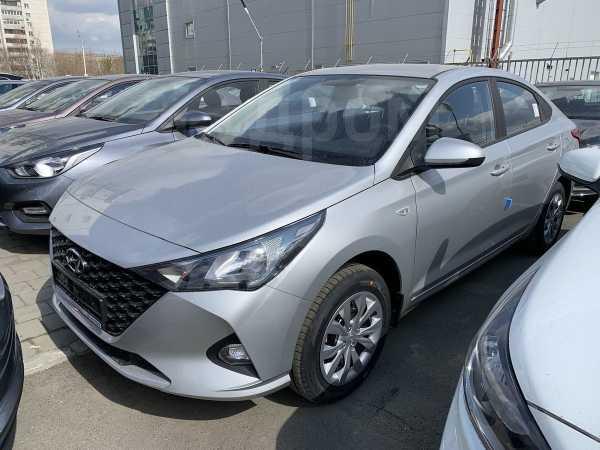 Hyundai Solaris, 2020 год, 977 000 руб.