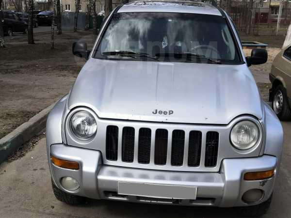 Jeep Liberty, 2001 год, 260 000 руб.