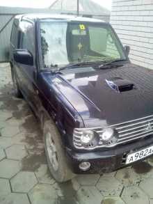 Барнаул Pajero Mini 2002