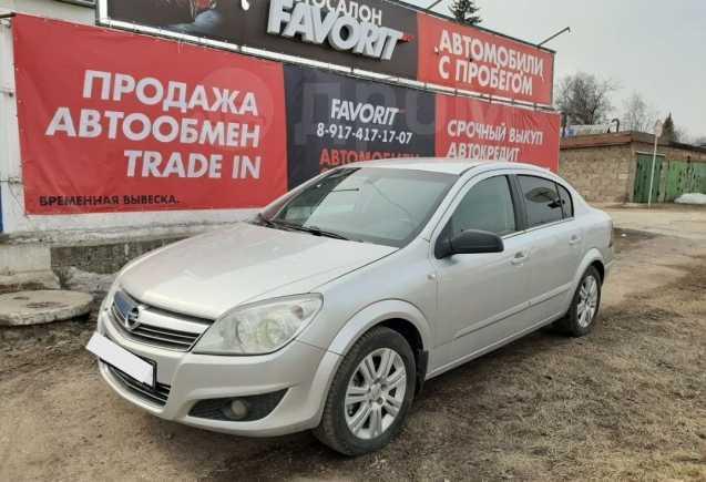 Opel Astra, 2008 год, 269 000 руб.