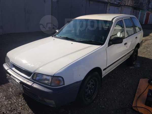Nissan Wingroad, 1997 год, 115 000 руб.