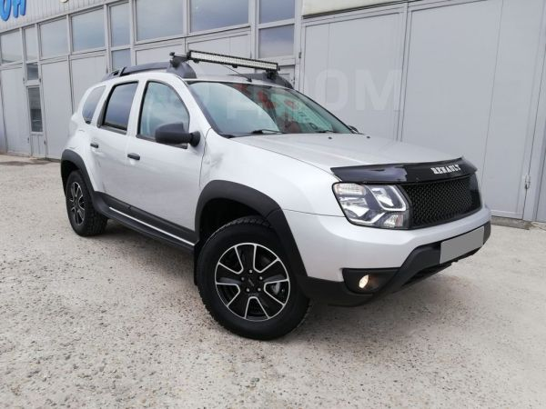 Renault Duster, 2016 год, 760 000 руб.