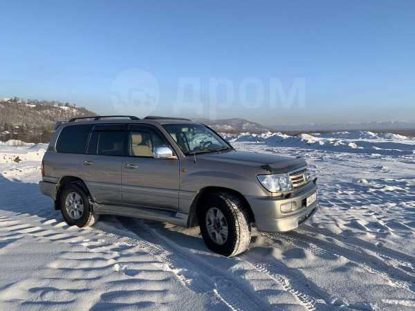 Toyota Land Cruiser, 2006 год, 1 570 000 руб.