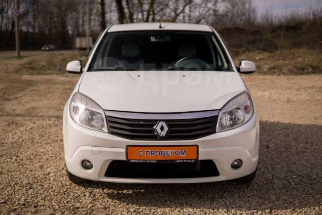 Renault Sandero, 2013 год, 348 000 руб.