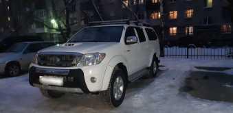 Пермь Hilux Pick Up 2011