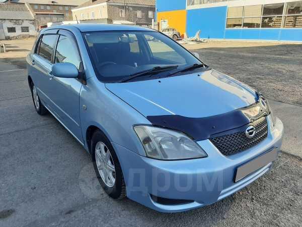 Toyota Corolla Runx, 2003 год, 348 000 руб.