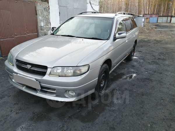 Nissan Avenir Salut, 1999 год, 120 000 руб.