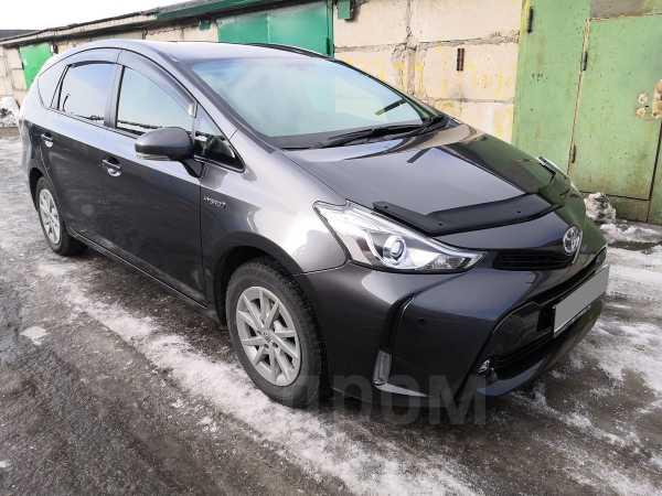 Toyota Prius a, 2015 год, 975 000 руб.