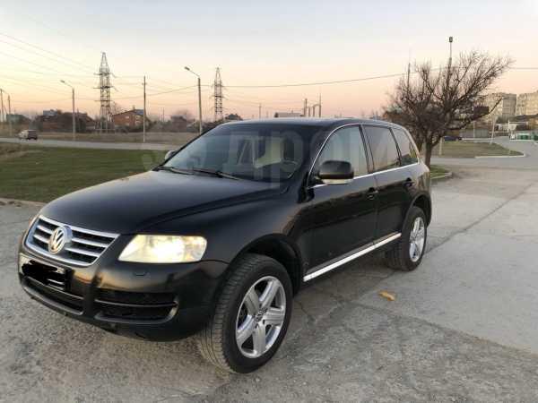 Volkswagen Touareg, 2004 год, 355 000 руб.