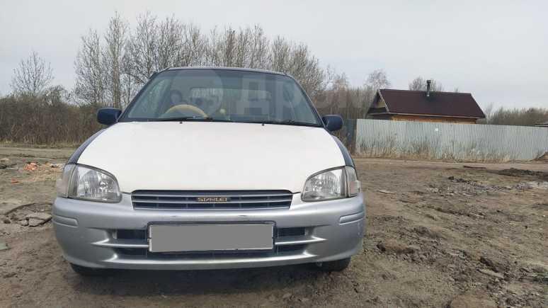 Toyota Starlet, 1997 год, 85 000 руб.