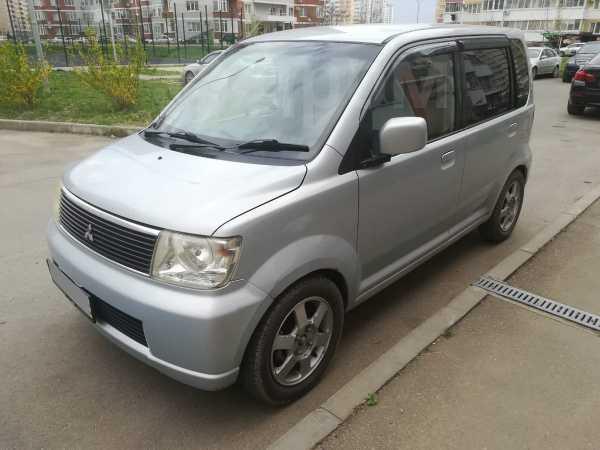 Mitsubishi eK Wagon, 2002 год, 180 000 руб.