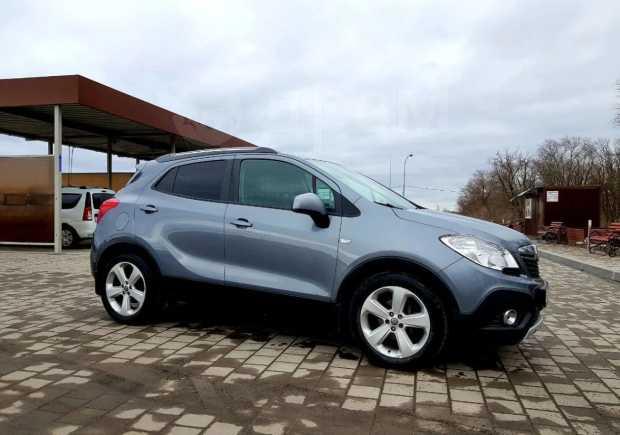 Opel Mokka, 2014 год, 675 000 руб.
