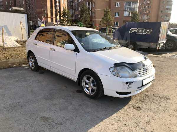 Toyota Allex, 2001 год, 300 000 руб.