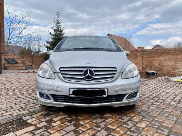 Mercedes-Benz B-Class, 2007 год, 420 000 руб.