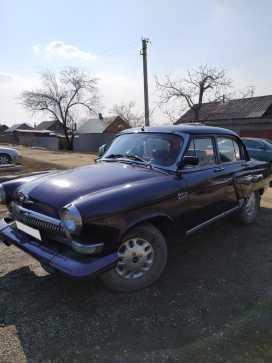 Кемерово 21 Волга 1970
