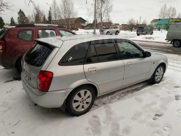 Mazda Familia, 2003 год, 260 000 руб.