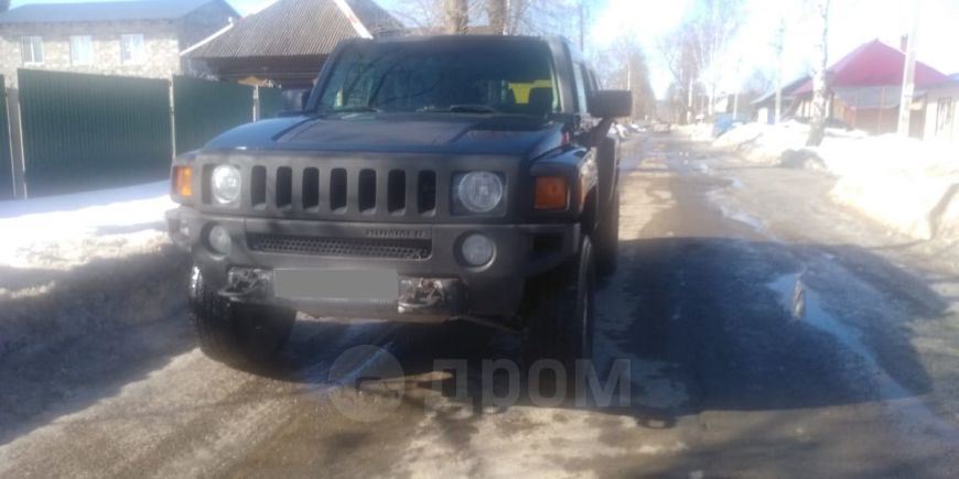 Hummer H3, 2007 год, 850 000 руб.