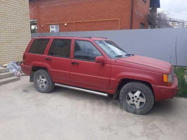 Jeep Grand Cherokee, 1992 год, 170 000 руб.