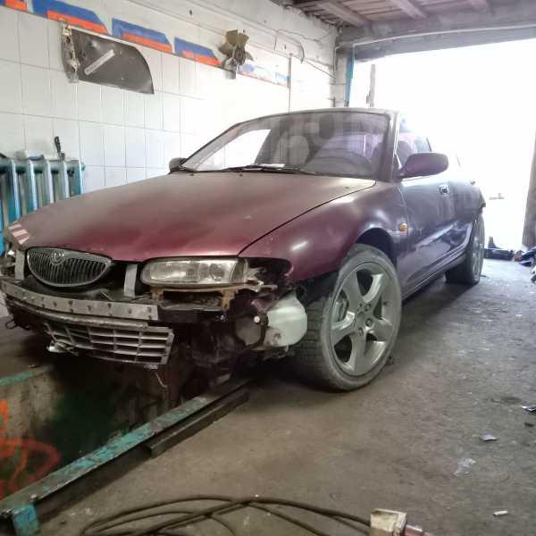 Mazda Xedos 6, 1995 год, 85 000 руб.