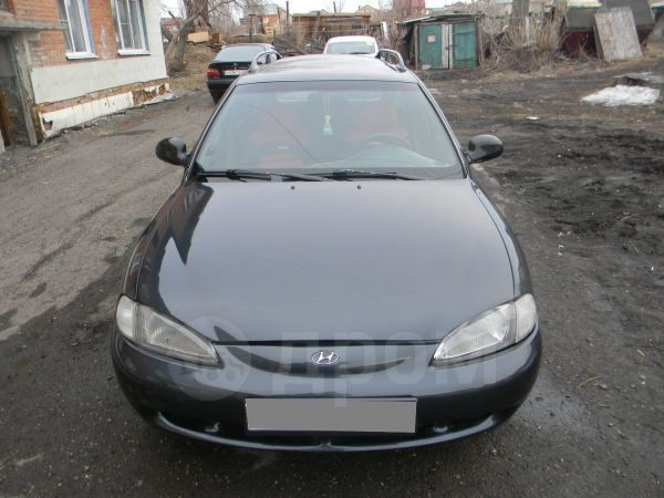Hyundai Elantra, 1998 год, 155 000 руб.
