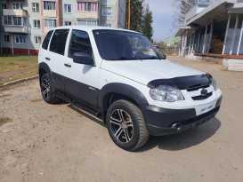 Усть-Илимск Niva 2015