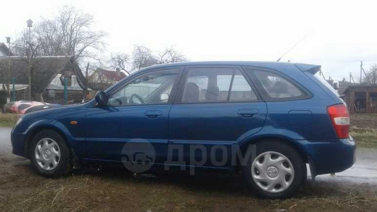 Mazda 323F, 2000 год, 105 000 руб.