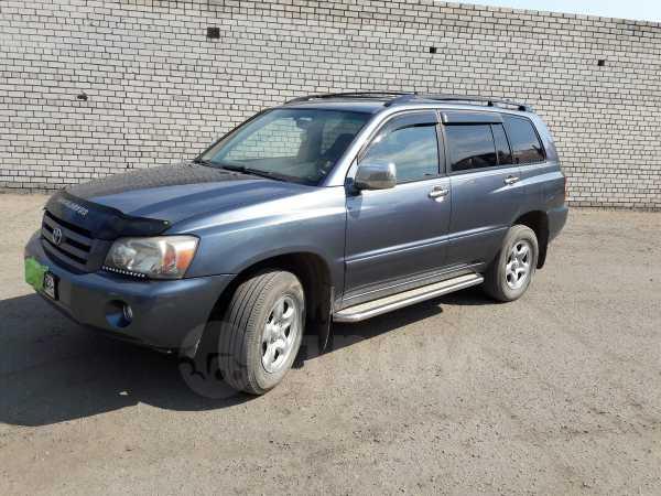 Toyota Highlander, 2003 год, 840 000 руб.
