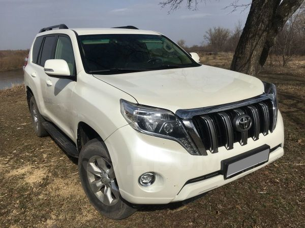Toyota Land Cruiser Prado, 2010 год, 1 599 000 руб.