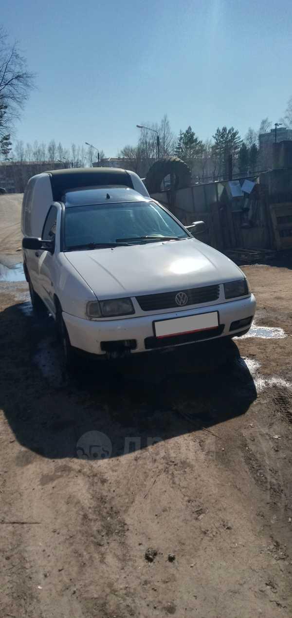 Volkswagen Caddy, 2001 год, 160 000 руб.