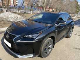 Кемерово Lexus NX200t 2017
