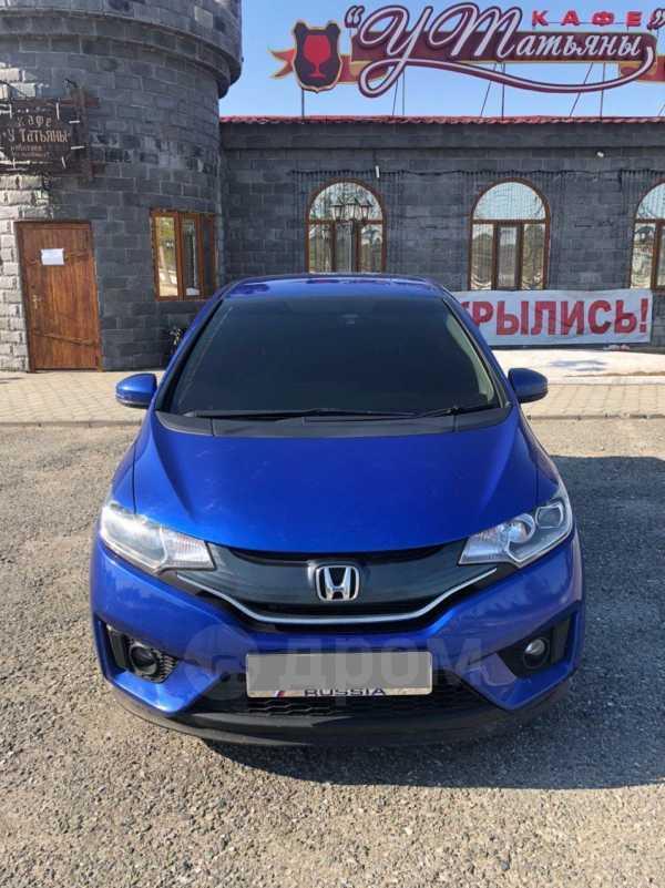 Honda Fit, 2014 год, 605 000 руб.