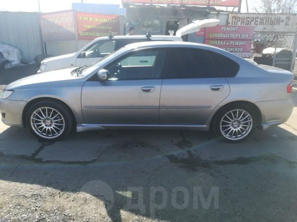 Subaru Legacy B4, 2007 год, 620 000 руб.